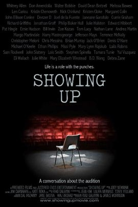 Showing Up( 2010 )
