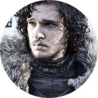 琼恩·雪诺Jon Snow (24 episodes, 2011-2013)