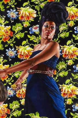 Kehinde Wiley: An Economy of Grace( 2013 )