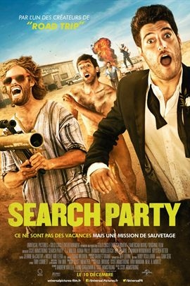Search Party( 2014 )
