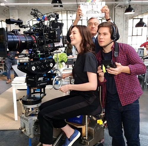 Anne Hathaway Comedy: Lucas The Intern Ed2k-the Intern百度云/lucas Obsession Ed2k