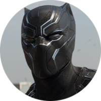 提恰拉 / 黑豹T'Challa /              Black Panther