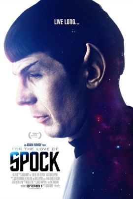 For the Love of Spock( 2016 )