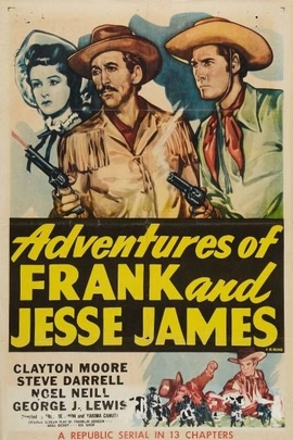 Adventures of Frank and Jesse James( 1948 )