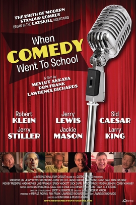 When Comedy Went to School( 2013 )