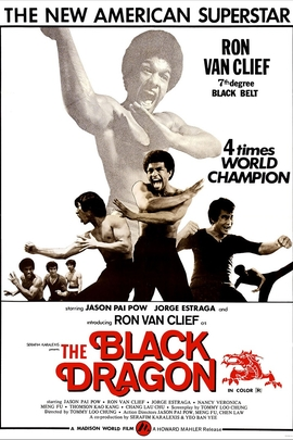 The Black Dragon( 1974 )