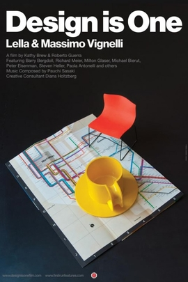 Design Is One: The Vignellis( 2012 )