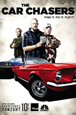The Car Chasers( 2013 )