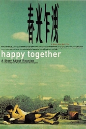 春光乍泄/Happy Together(1997)