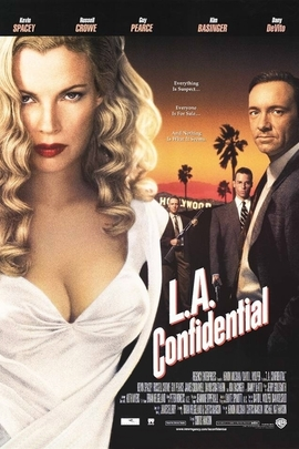 【劇情】鐵面特警隊線上完整看 L.A. Confidential