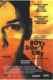 男孩别哭/Boys Don't Cry(1999)