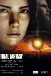 最终幻想:灵魂深处/Final Fantasy: The Spirits Within(2001)