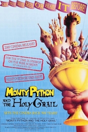 蒙迪佩登与圣杯/Monty Python and the Holy Grail(1975)