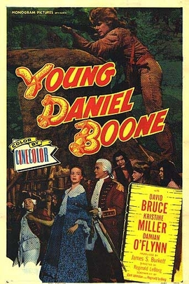 Young Daniel Boone( 1950 )