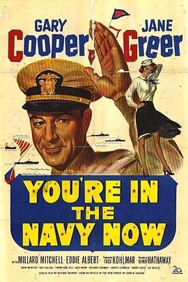 You're in the Navy Now( 1951 )