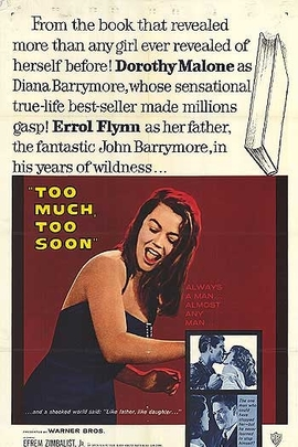 Too Much, Too Soon( 1958 )