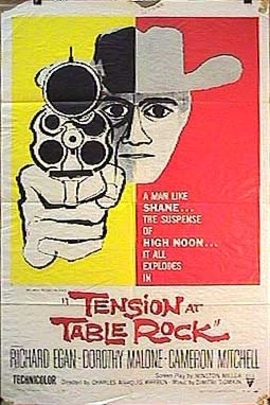 Tension at Table Rock( 1956 )