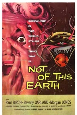 Not of This Earth( 1957 )