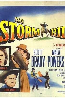 The Storm Rider( 1957 )