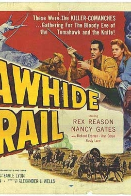 The Rawhide Trail( 1958 )