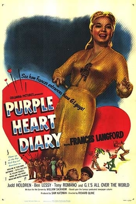 Purple Heart Diary( 1951 )