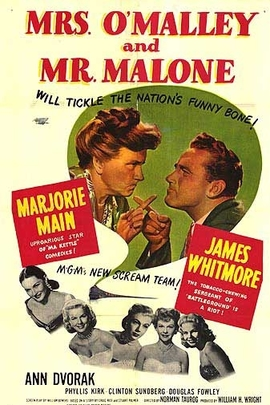 Mrs. O'Malley and Mr. Malone( 1950 )