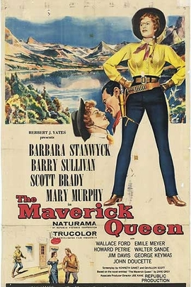The Maverick Queen( 1956 )