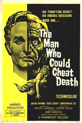 The Man Who Could Cheat Death( 1959 )