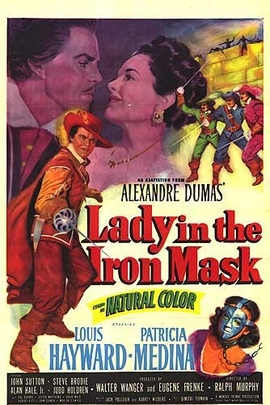 Lady in the Iron Mask( 1952 )