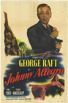 Johnny Allegro( 1949 )