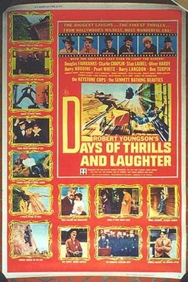 Days of Thrills and Laughter( 1961 )