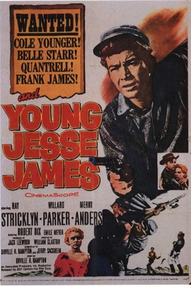 Young Jesse James( 1960 )