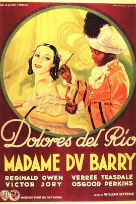 Madame DuBarry( 1934 )