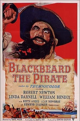 Blackbeard, the Pirate( 1952 )