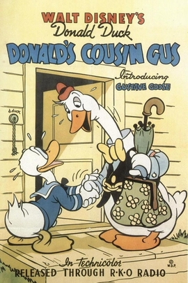 Donald's Cousin Gus( 1939 )