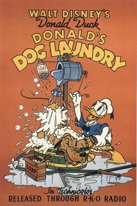 Donald's Dog Laundry( 1940 )