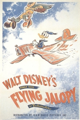 The Flying Jalopy( 1943 )