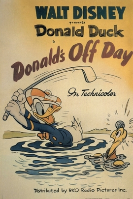 Donald's Off Day( 1944 )
