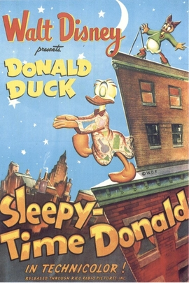 Sleepy Time Donald( 1947 )