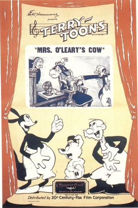 Mrs. O'Leary's Cow( 1938 )