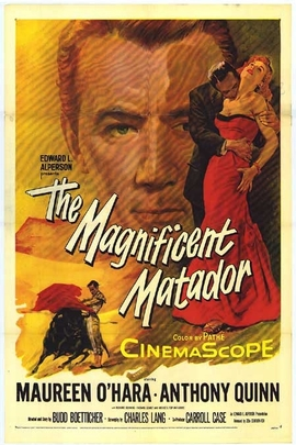 The Magnificent Matador( 1955 )