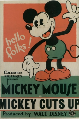 Mickey Cuts Up( 1931 )