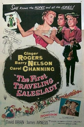 The First Traveling Saleslady( 1956 )