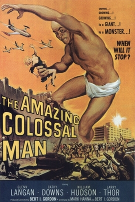 The Amazing Colossal Man( 1957 )