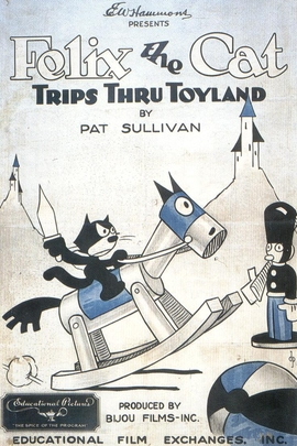 Felix the Cat Trips Thru Toyland( 1925 )