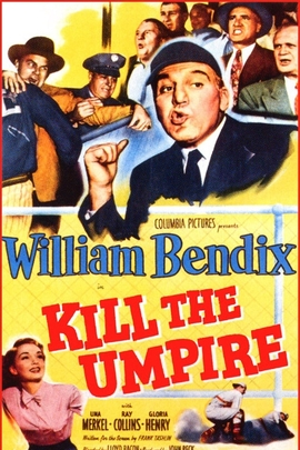 Kill the Umpire( 1950 )