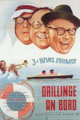 Drillinge an Bord( 1959 )