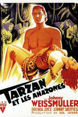 Tarzan and the Amazons( 1945 )