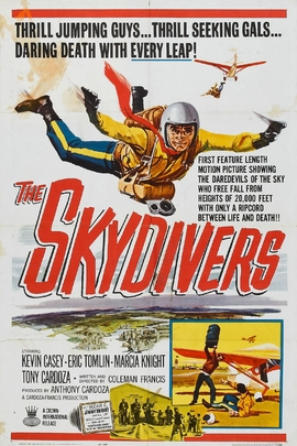 The Skydivers( 1963 )
