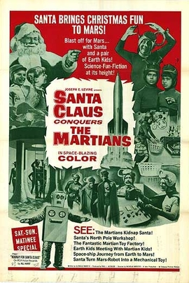 Santa Claus Conquers the Martians( 1964 )
